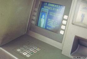 Bankamatik faresi polisten kaçamadı.10725