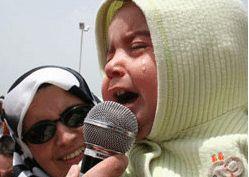 Konya'da çocuk ağlatma yarışması!.10645