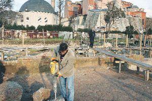 UNESCO, İstanbul'u kültür mirası listesinden çıkarabilir.21724