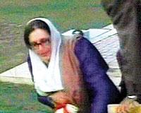 Benazir Butto'nun vurulduğu anın görüntüleri.13780