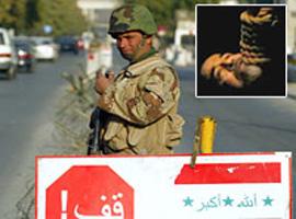 Irak Saddam'ın idam edilişinin 1. yılında alarmda.28744