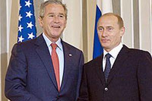 Putin'den Bush'a doğum günü mesajı.12623
