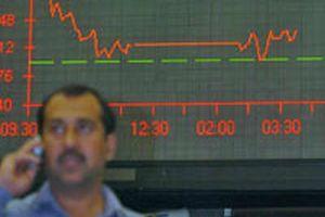 Borsa haftayı düşüşle kapadı.9348