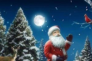 Katil Noel baba kendini de yakmış!.13466