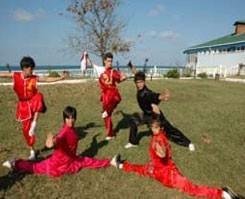 Sivas'da Wushu sporuna yoğun ilgi.10776