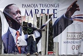 Avrupa'dan Kenya'da 'şiddete son' çağrısı  .21191