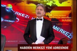 Ali Kırca, Show TV'deki mesaisine yılbaşı akşamı başladı.14632