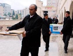 Tunceli Belediyesi'ne polis baskını.16959