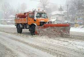 Ankara'da etkili kar yağışı kazalara yol açtı.11650