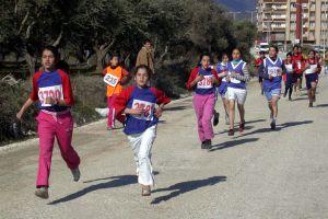 Antakya'da bayıltan koşu.35681