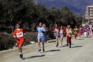 Antakya'da bayıltan koşu.56141