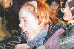 Taksim tacizcileri 57 YTL'ye serbest kaldı.15596