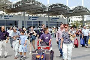 Turistler Türkiye ziyaretlerini sıklaştırdı.21778