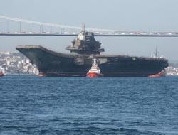 İstanbul Boğazı gemi geçişlerine açıldı.10977