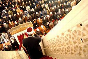 Vaazlara ' Musevi' ayarı.20070