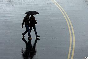 ABD'nin batısı fırtınaya teslim: 2 ölü.12303