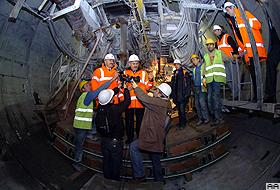 İstanbul Boğazı'na yeni tüp tünel .81081