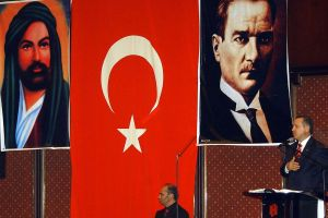 Muharrem ayı orucu iftarı dün Ankara'da gerçekleşti.29212