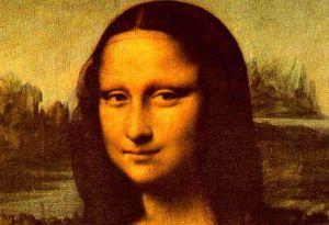 Mona Lisa'nın kimliği belirlendi.14000