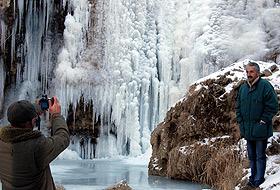 Doğu, Sibirya soğuklarıyla boğuşuyor.33162