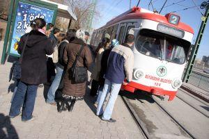 BursaRay başladı minibüscüler şikayetçi.38256