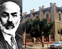 Mehmet Âkif'in Mısır'da kaldığı bina yıkılmak üzere.11673