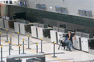 Atatürk Havalimanı'nda önlem.16481