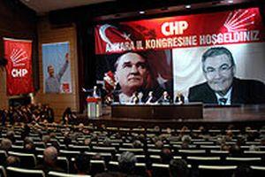 CHP, il kongresini gerilim endişesiyle genel merkezde yaptı.17673