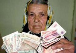 Sakladığı kefen parası tedavülden kalktı.14978