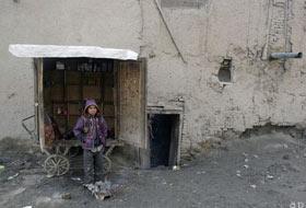 T�rkiye'nin yoksulluk haritas� ��kar�l�yor.13499