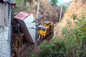Toprakkale'de tren kamyona çarptı: 1 ölü, 1 yaralı.28764