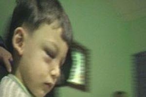 4 yaşındaki çocuğa işkence.6964
