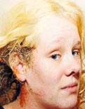 Evde saçlarını boyayan kadın az daha canından oluyordu.6649