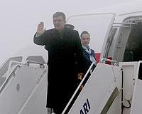 Gül'ün uçağı sis yüzünden Esenboğa'ya inemedi .7327