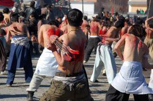 Kerbela törenlerine 40 bin kişilik koruma.39375