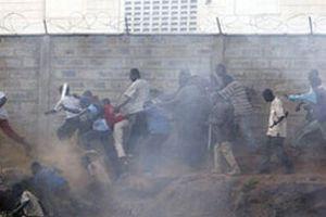 Kenya'da yine şiddet: 27 ölü.10130