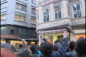 Macaristan'da gösteri: 15 kişi yaralandı.34611