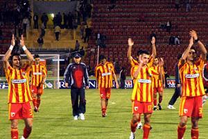Kayserispor: 3 Konyaspor: 0.19977