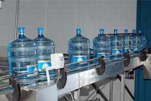 Diyarbakır'da 71 ortaklı su dolum tesisi kurdular.12732