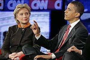 Obama, Clinton'ı bozguna uğrattı  .16653