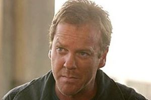 Aktör Kiefer Sutherland tahliye edildi.7825