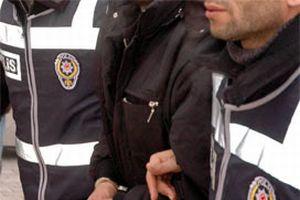 Erzurum'da 1 terörist yakalandı.12214