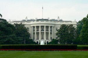 Beyaz Saray önünde Çin'e protesto.12020