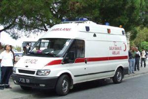 112 Acil Servis'e 54 yeni ambulans.15442