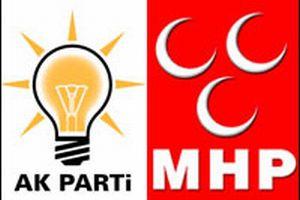 Ak Parti hazırladığı yasa teklifini MHP grubuna iletti.11681