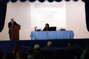 Muğla'da ana baba okulu açıldı .21557