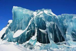 '5 yılda 2 trilyon ton buzul eridi!'.15087