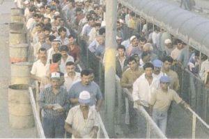 'Şimdiye dek 700 bin Filistinli Mısır'a geçti'.14468