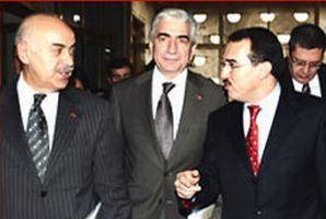 AKP ve MHP yöneticileri başörtüsü konusunda uzlaştı.13025