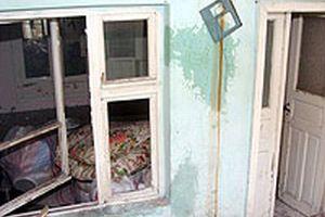Gaziantep'te operasyon yapılan evin fotoğrafları.13948